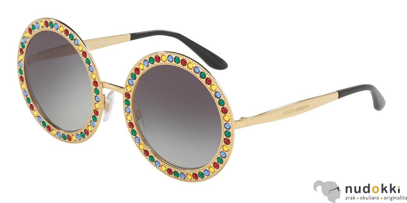 1b32a249e slnečné okuliare Dolce and Gabbana MAMBO LUXURY DG 2170 02/8G