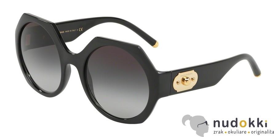 249094c00 slnečné okuliare Dolce Gabbana 0DG6120 501/8G - Nudokki.sk