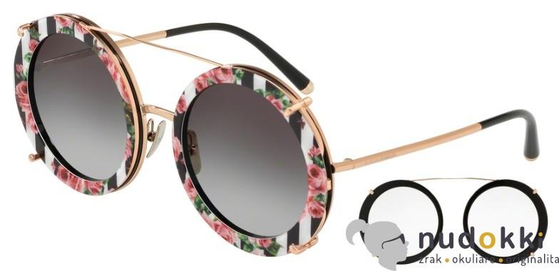 slnečné okuliare Dolce   Gabbana DG 2198 12988G - Nudokki.sk 061c292956b