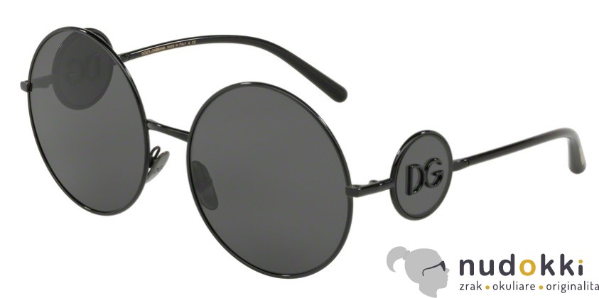 slnečné okuliare Dolce   Gabbana DG 2205 01 87 - Nudokki.sk 75de5e1000e