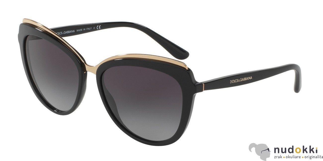 293d4ecf7 slnečné okuliare Dolce & Gabbana DG 4304 501/8G - Nudokki.sk