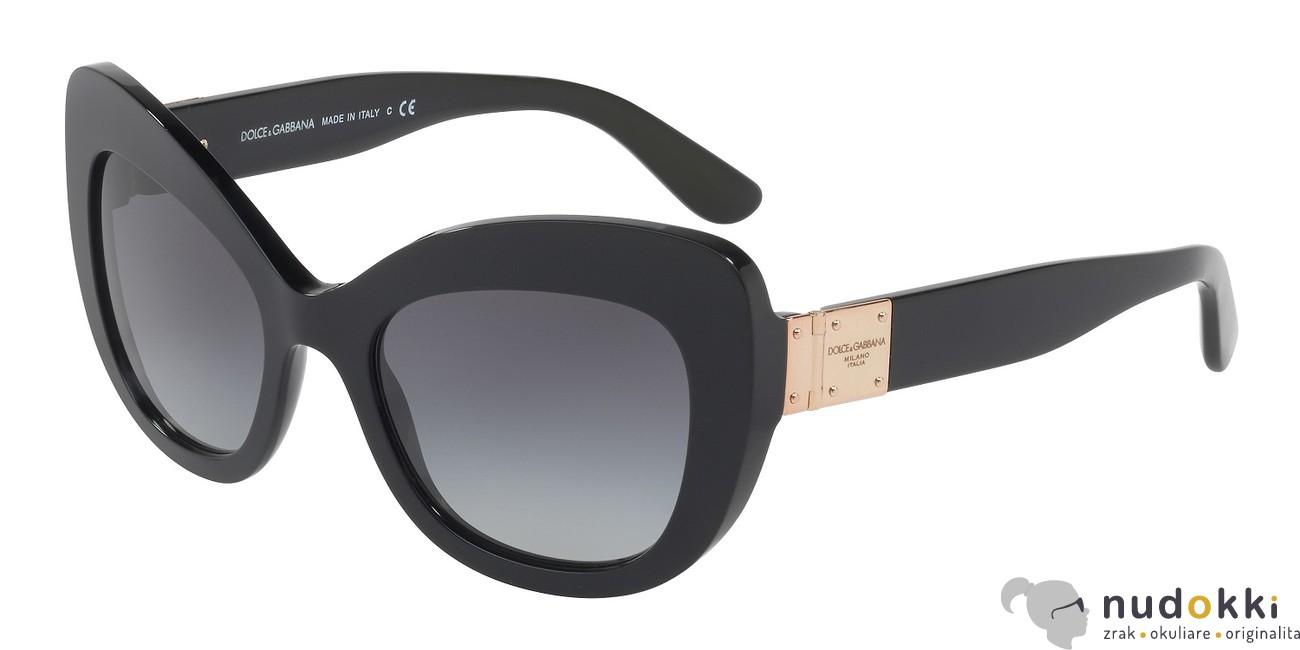 947254d7b slnečné okuliare Dolce & Gabbana DG 4308 501-8G zväčšiť obrázok
