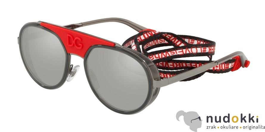 4a60b515e slnečné okuliare Dolce Gabbana DG2210 04/6G - Nudokki.sk