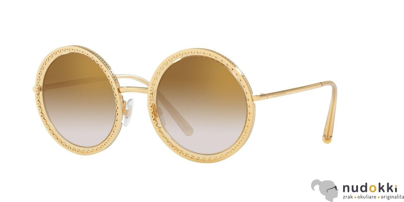 03cbc9831 slnečné okuliare Dolce Gabbana DG2211 02/6E - Nudokki.sk