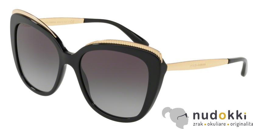 103e10afe slnečné okuliare Dolce & Gabbana DG4332 501/8G - Nudokki.sk