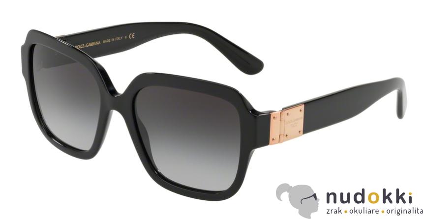 106389473 slnečné okuliare Dolce & Gabbana DG4336 501/8G - Nudokki.sk