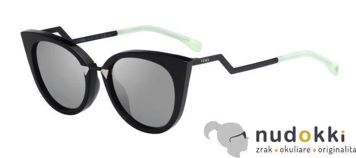 slnečné okuliare Fendi FF 0118 QMUE - Nudokki.sk a29f1cde4da
