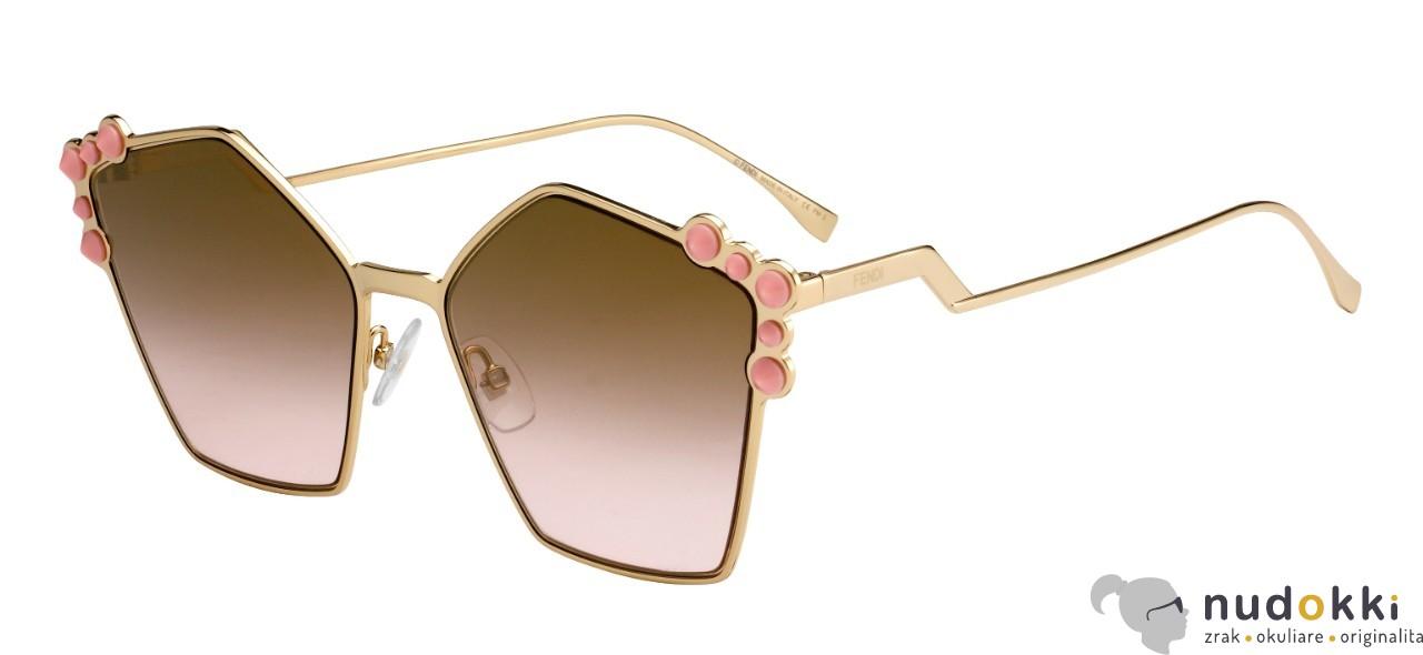 669f1ee43 slnečné okuliare Fendi FF 0261/S CAN EYE 000/53 - Nudokki.sk