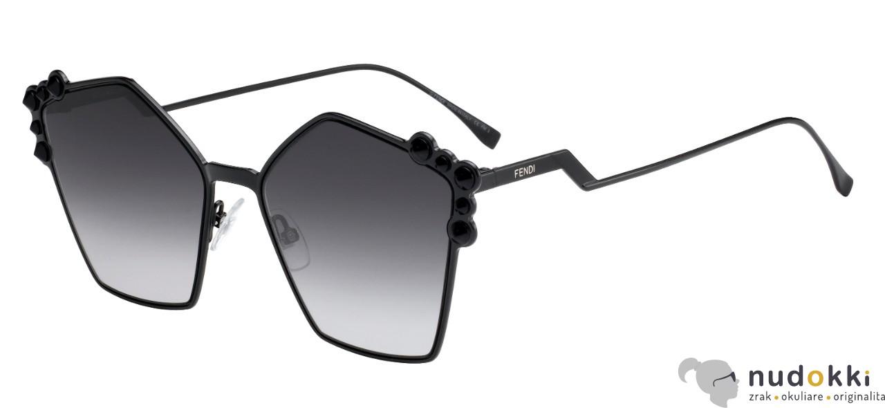 25fd7611f slnečné okuliare Fendi FF 0261/S CAN EYE 2O5/9O - Nudokki.sk