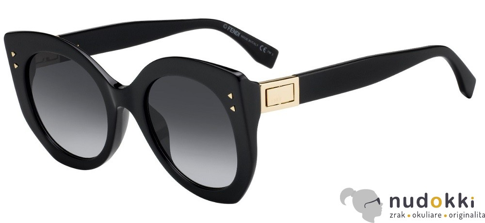 slnečné okuliare Fendi FF 0265 S PEEKABO 807 9O cb847d97cff