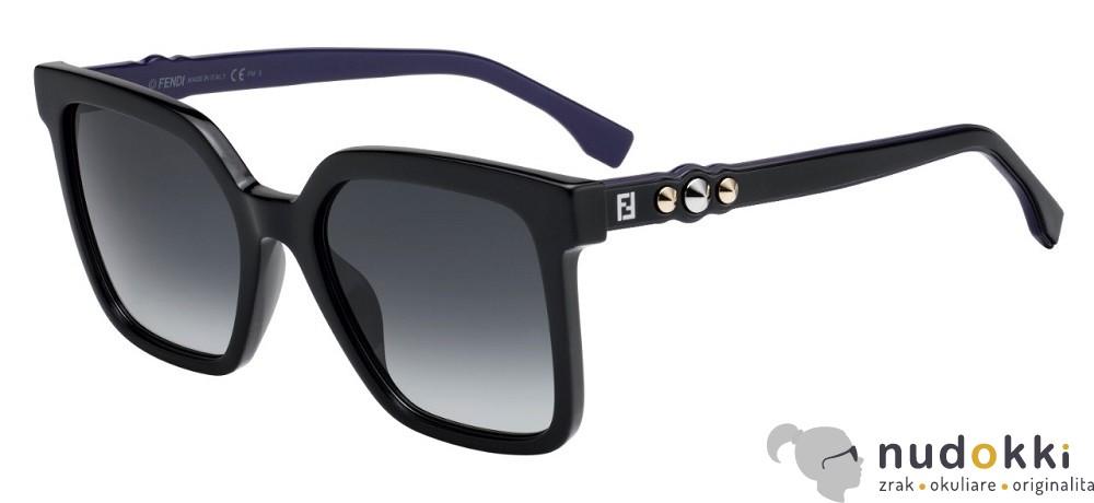 slnečné okuliare Fendi FF 0269 S FUNFAIR 807 9O - Nudokki.sk 7ef330a60bd