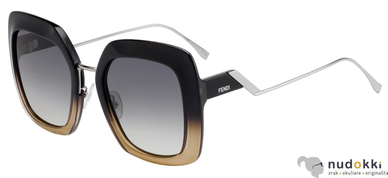 slnečné okuliare Fendi FF 0317 S 7C5 PR - Nudokki.sk 74a774e7910