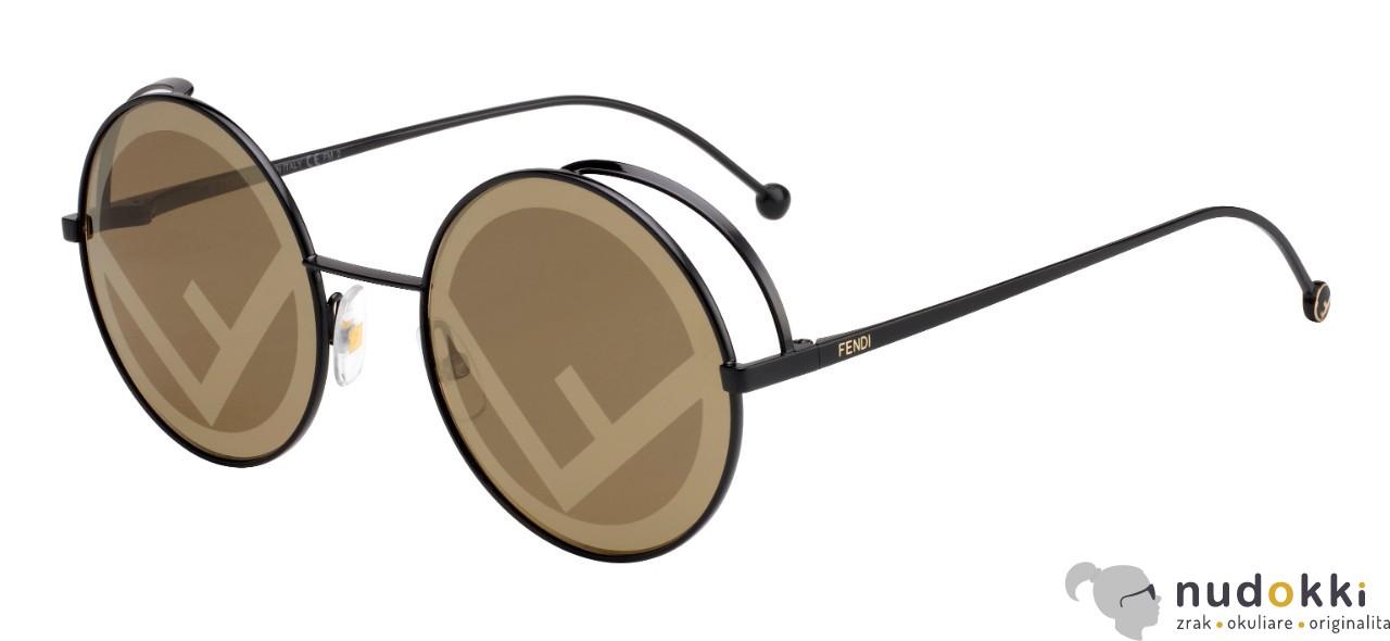 bfffdc03d slnečné okuliare FENDI FENDIRAMA FF0343/S 807/EB zväčšiť obrázok