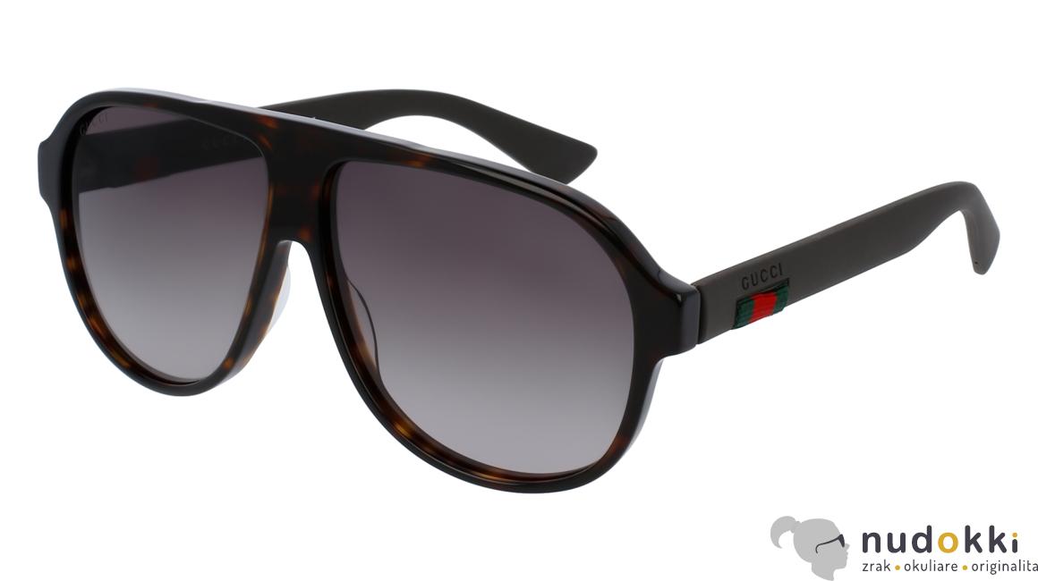 984dcbc7f slnečné okuliare Gucci GG 0009S 003 - Nudokki.sk