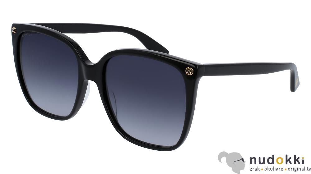 slnečné okuliare Gucci GG 0022 S 001 - Nudokki.sk 88abceb2905