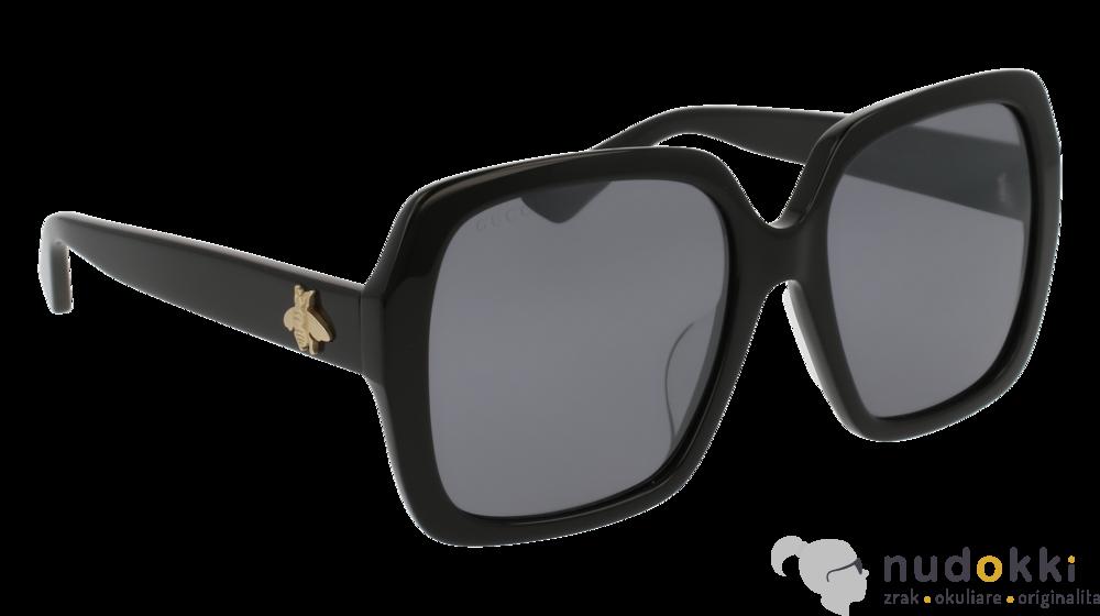 Slnečné okuliare Gucci GG 0096S 001 400UV- Nudokki.sk. eafff9bd740