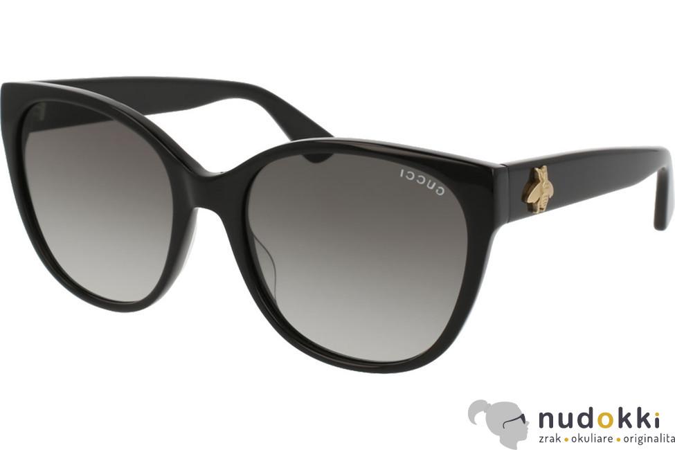 slnečné okuliare Gucci GG 0097S 001 - Nudokki.sk da59dd84d00