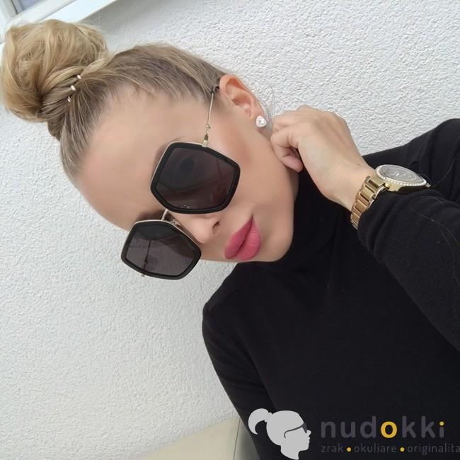 slnečné okuliare Gucci GG 0106S-001 - Nudokki.sk 28753677d93