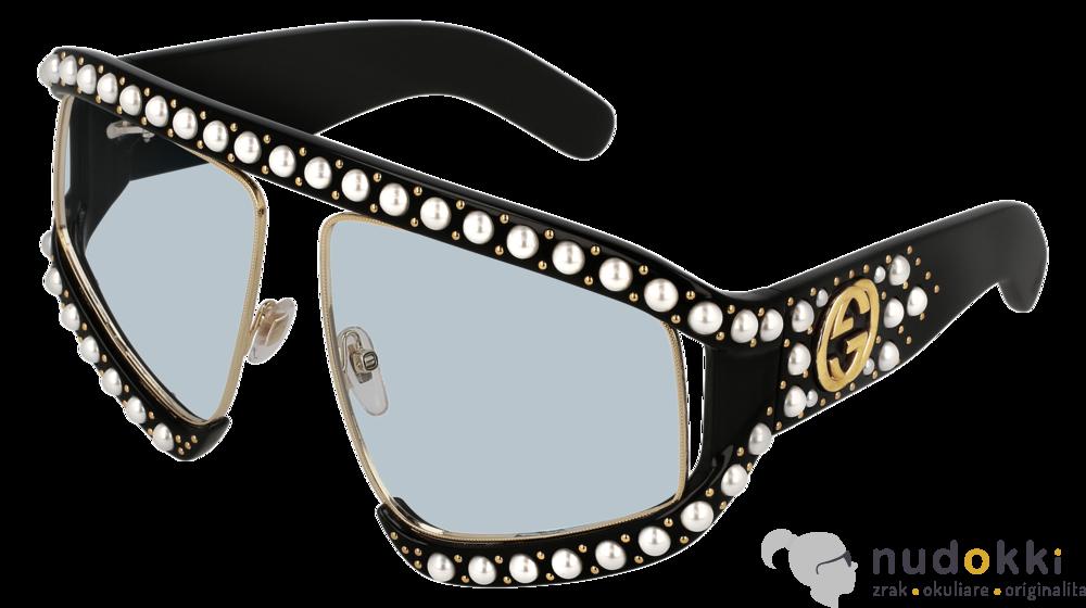 slnečné okuliare Gucci GG 0234S 001 - Nudokki.sk af2724878f7