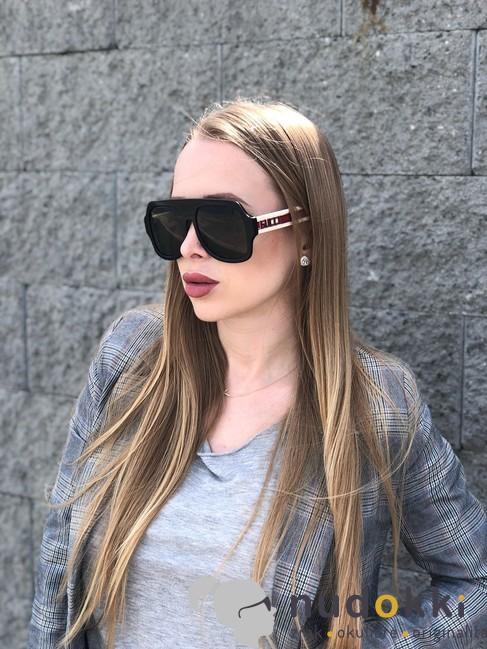 slnečné okuliare Gucci GG 0255S 001 - Nudokki.sk d64123e58e6