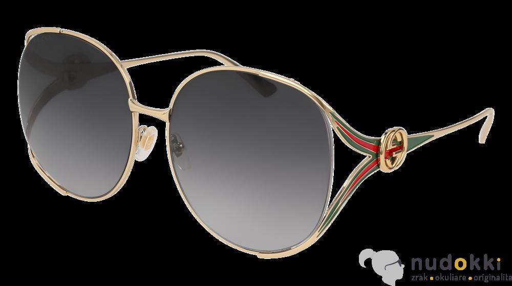 slnečné okuliare Gucci GG0225S 001 zväčšiť obrázok 75d6a757073