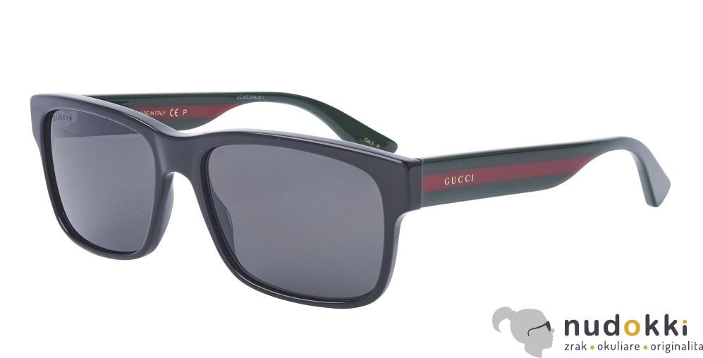 9c6137efd slnečné okuliare Gucci GG0340S 007 - Nudokki.sk