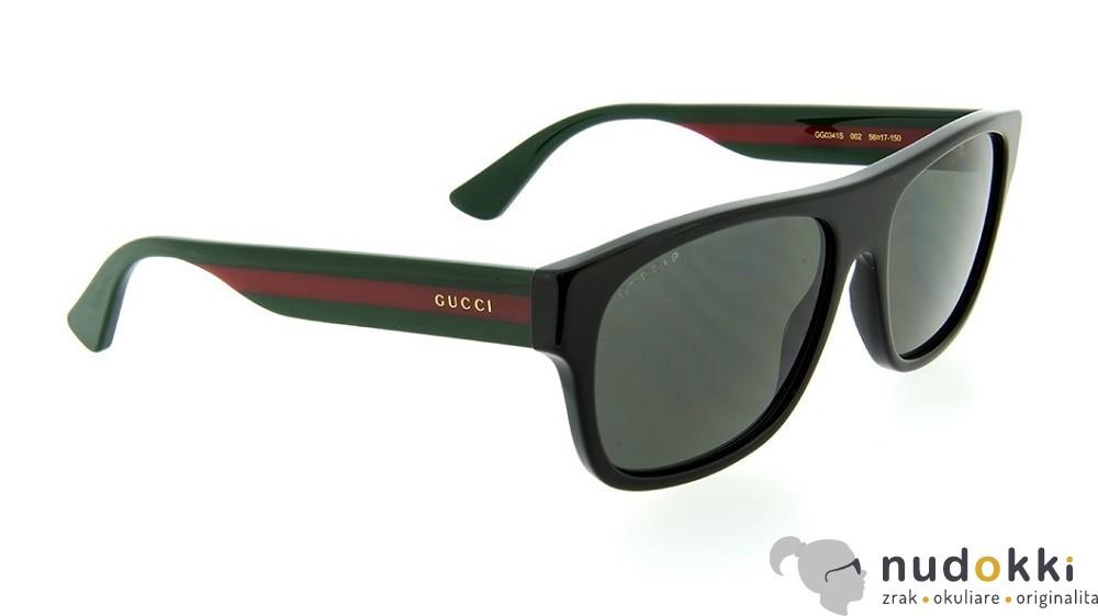 slnečné okuliare Gucci GG0341S 002 zväčšiť obrázok db9e051fb3b