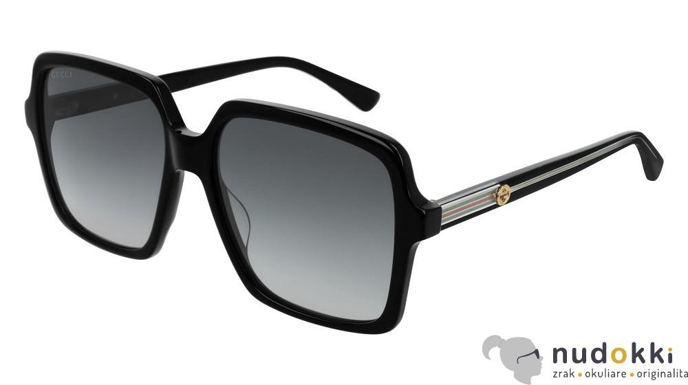 slnečné okuliare Gucci GG0375S 001 zväčšiť obrázok 535988e37c3