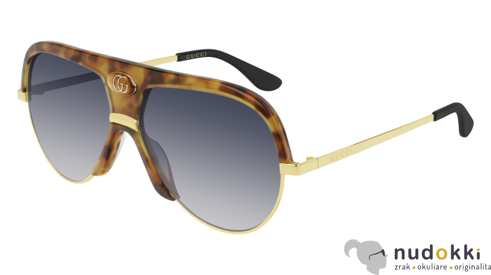 f80d9872e slnečné okuliare Gucci GG0477S 003 - Nudokki.sk
