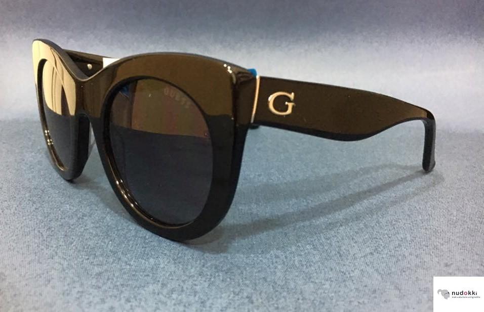 9d8ea3d60 Dámske. slnečné okuliare GUESS GU 7485 01B zväčšiť obrázok