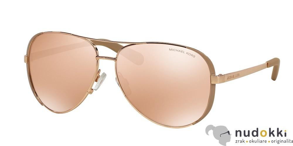 a3d8f43ee slnečné okuliare Michael Kors MK5004 CHELSEA 1017R1 - Nudokki.sk