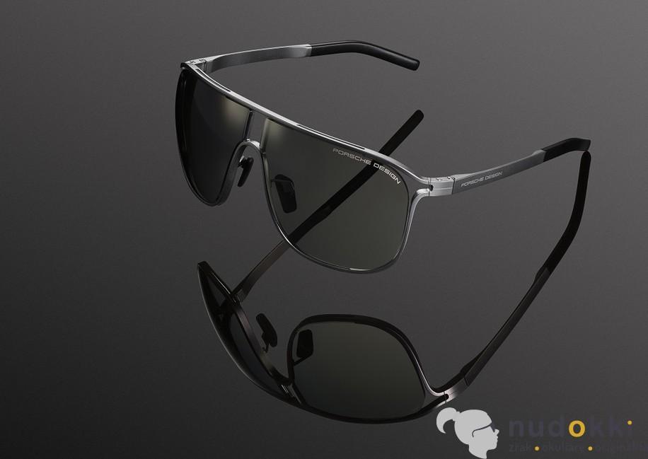 slnečné okuliare Porsche Design P8663 A zväčšiť obrázok fa9357f7d66