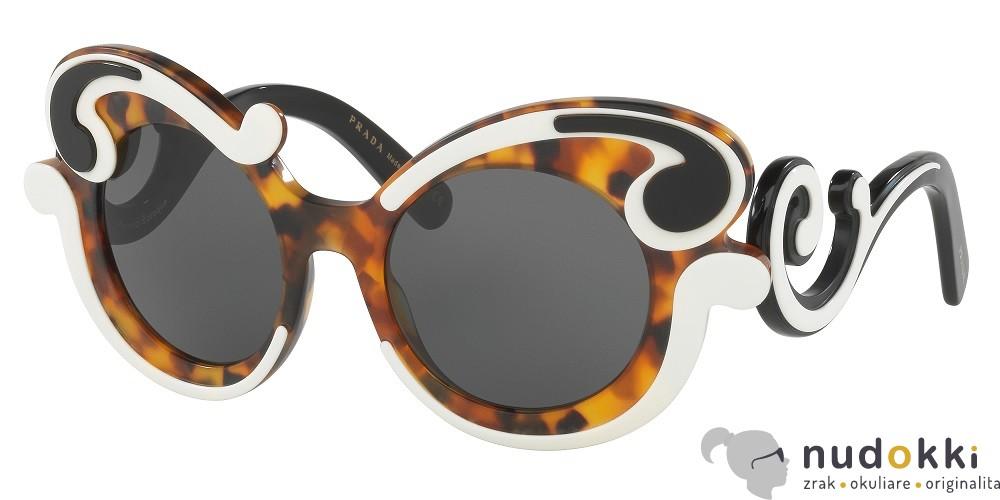 slnečné okuliare PRADA PR 23NS MINIMAL BAROQUE Limitovaná edícia VAL1A1 bc335caec85