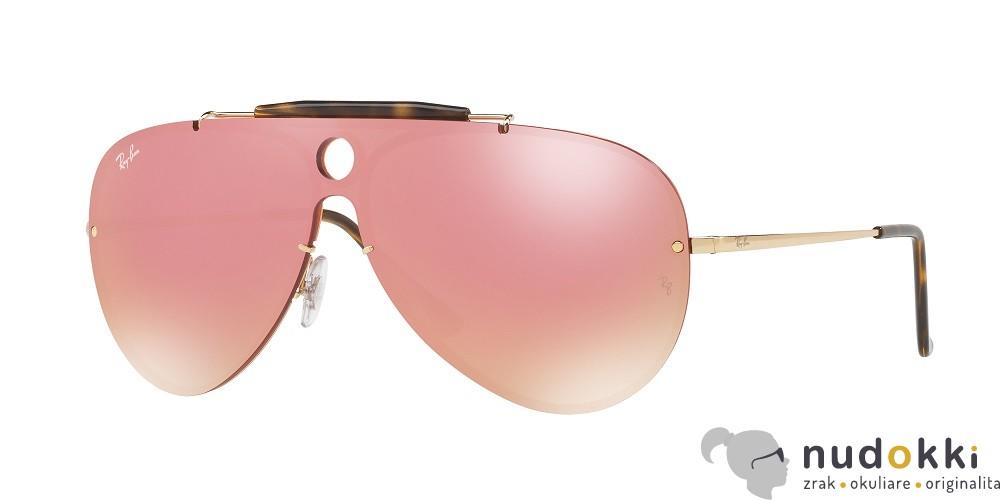 slnečné okuliare Ray-Ban BLAZE Shooter 3581N 001-E4 - Nudokki.sk f2a6cb437dc