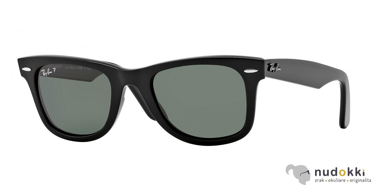 slnečné okuliare Ray-Ban RB 2140 Wayfarer 901-58 - Nudokki.sk 793ea4cbfff