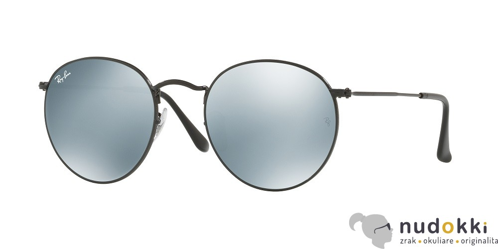 slnečné okuliare Ray-Ban RB3447 ROUND METAL 002 30 - Nudokki.sk f88d1ae17f6