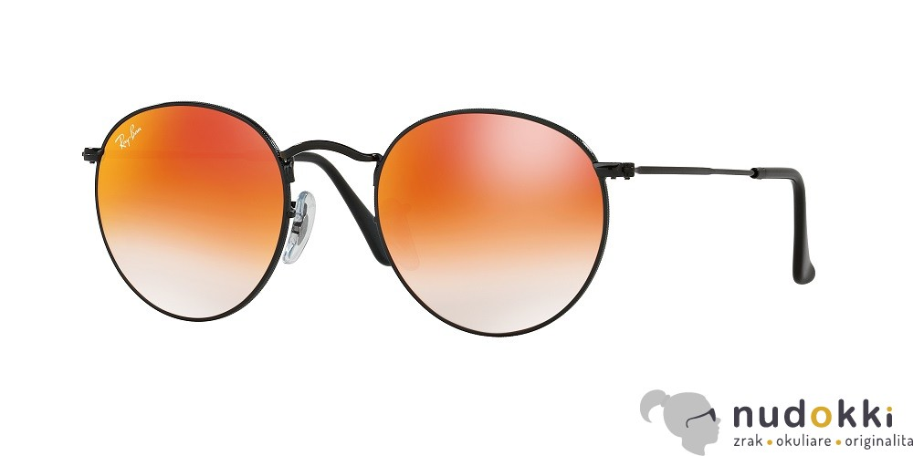 slnečné okuliare Ray-Ban RB3447 ROUND METAL 002 4W - Nudokki.sk ea5f98fea1b