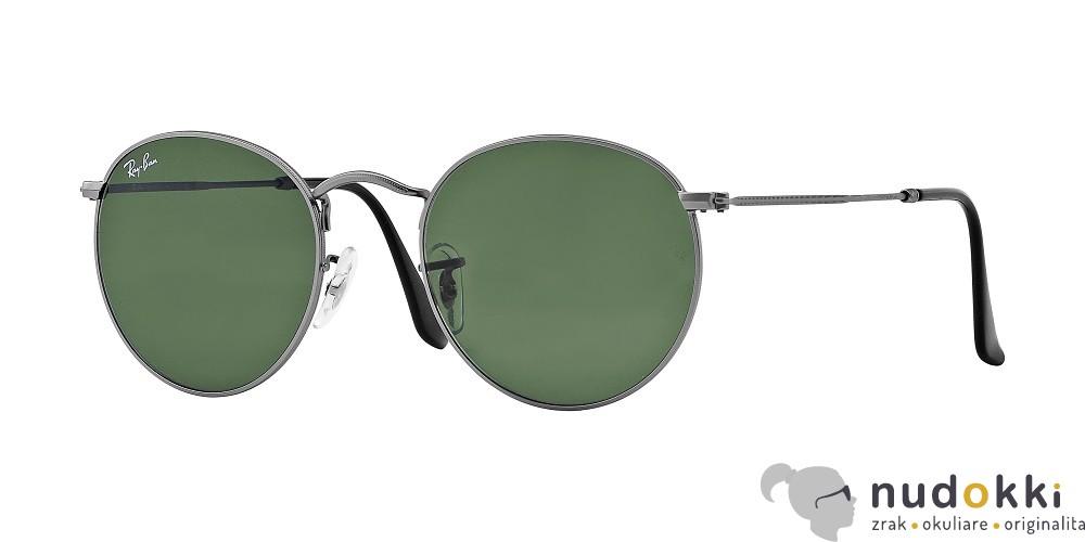 slnečné okuliare Ray-Ban RB3447 ROUND METAL 029 - Nudokki.sk 44b90b739f6