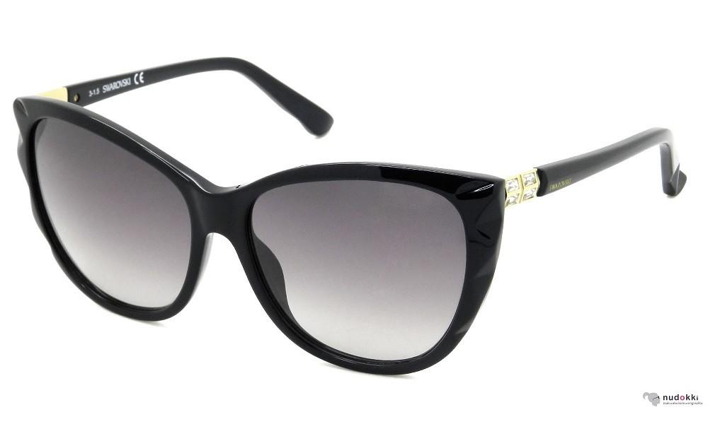 slnečné okuliare Swarovski SW 117 01B - Nudokki.sk 7f550d29c97